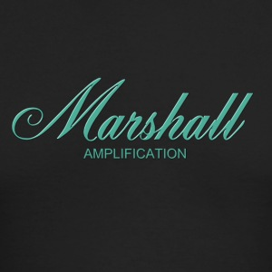 marshall green - Men's Long Sleeve T-Shirt by Next Level