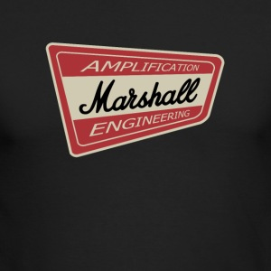 Marshall - Men's Long Sleeve T-Shirt by Next Level