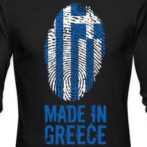 Made in Greece - Men's Long Sleeve T-Shirt by Next Level