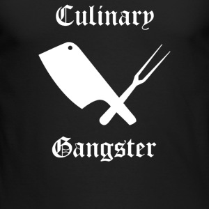 Culinary Gangster Cooking - Men's Long Sleeve T-Shirt by Next Level