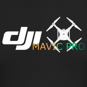 DJI MAVIC PICTURE - Men's Long Sleeve T-Shirt by Next Level