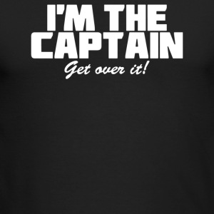 I m The Captain - Men's Long Sleeve T-Shirt by Next Level