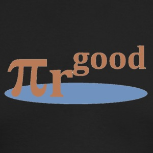 Pi * r^good - Men's Long Sleeve T-Shirt by Next Level