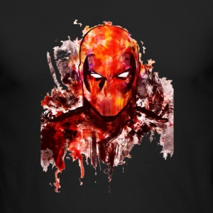 dead pool - Men's Long Sleeve T-Shirt by Next Level