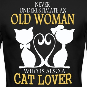 CAT LOVER T-Shirt - Men's Long Sleeve T-Shirt by Next Level