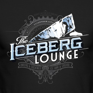 Iceberg Lounge - Men's Long Sleeve T-Shirt by Next Level