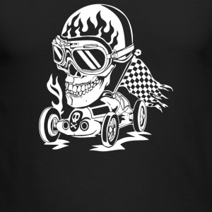 Death Race - Men's Long Sleeve T-Shirt by Next Level