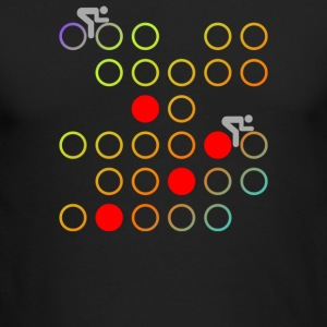 Retro cycling - Men's Long Sleeve T-Shirt by Next Level