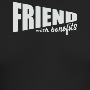 Friend With Benefits - Men's Long Sleeve T-Shirt by Next Level