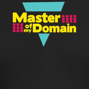 Master Of My Domain - Men's Long Sleeve T-Shirt by Next Level