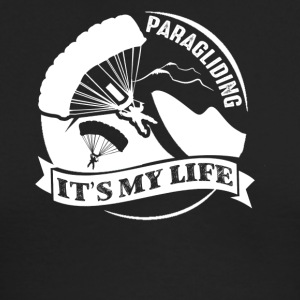 Paragliding Life Shirts - Men's Long Sleeve T-Shirt by Next Level