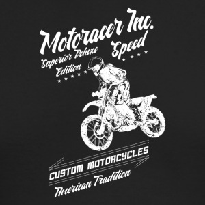 Motoracer inc superior deluxe edition speed - Men's Long Sleeve T-Shirt by Next Level