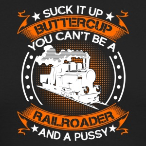 Railroader Tshirt - Men's Long Sleeve T-Shirt by Next Level