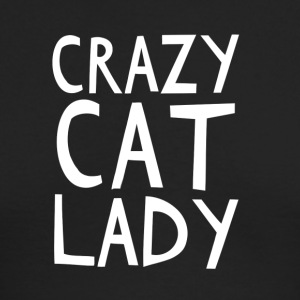 Crazy Cat Lady - I love cats! - Men's Long Sleeve T-Shirt by Next Level
