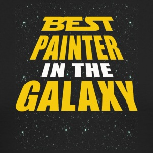Best Painter In The Galaxy - Men's Long Sleeve T-Shirt by Next Level