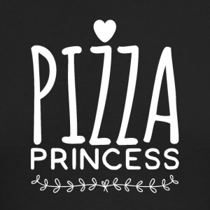 Pizza princess - Men's Long Sleeve T-Shirt by Next Level