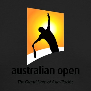 AUSTRALIA OPEN LOGO 2 - Men's Long Sleeve T-Shirt by Next Level