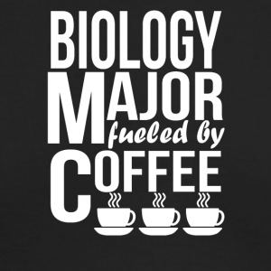 Biology Major Fueled By Coffee - Men's Long Sleeve T-Shirt by Next Level