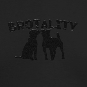 brotality - Men's Long Sleeve T-Shirt by Next Level