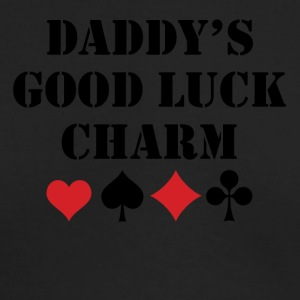 Daddy's Good Luck Charm - Men's Long Sleeve T-Shirt by Next Level