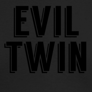 Evil Twin - Men's Long Sleeve T-Shirt by Next Level