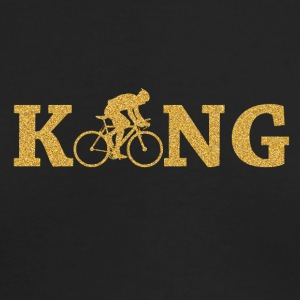 King Bicycle - Men's Long Sleeve T-Shirt by Next Level