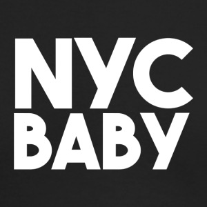 NYC Baby - Men's Long Sleeve T-Shirt by Next Level