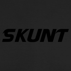 SKUNT - Men's Long Sleeve T-Shirt by Next Level