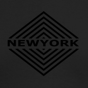 Newyork City by Design - Men's Long Sleeve T-Shirt by Next Level