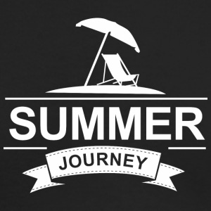 Summer Journey - Men's Long Sleeve T-Shirt by Next Level