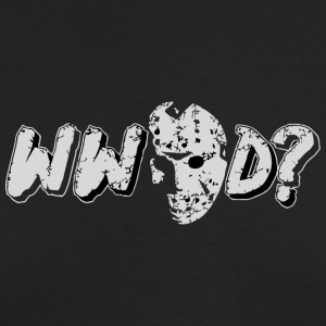 What Would Jason Do - Men's Long Sleeve T-Shirt by Next Level