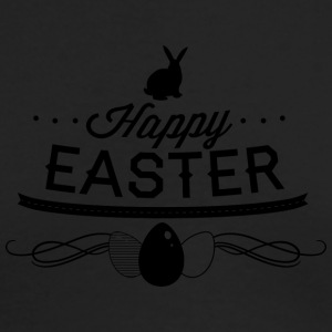 happy_easter - Men's Long Sleeve T-Shirt by Next Level