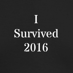 Survived 2016 - Men's Long Sleeve T-Shirt by Next Level