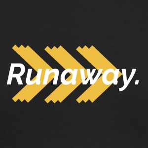 Runaway. - Men's Long Sleeve T-Shirt by Next Level