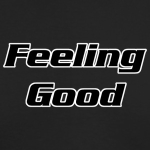 Feeling good - by Fanitsa Petrou - Men's Long Sleeve T-Shirt by Next Level
