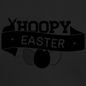 hoopy_easter - Men's Long Sleeve T-Shirt by Next Level