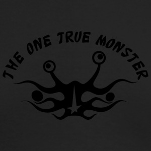 the one true monster Netherlands - Men's Long Sleeve T-Shirt by Next Level