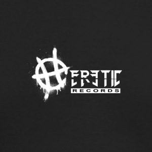 HERETIC RECORDS - Men's Long Sleeve T-Shirt by Next Level