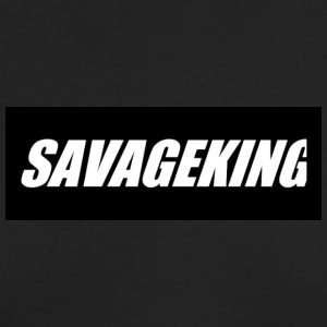 SAVAGEKING - Men's Long Sleeve T-Shirt by Next Level