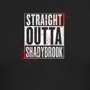 Straight Outta ShadyBrook - Men's Long Sleeve T-Shirt by Next Level