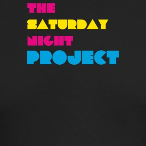 The Saturday Night Project - Men's Long Sleeve T-Shirt by Next Level