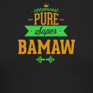 Pure Super BAMAW - Men's Long Sleeve T-Shirt by Next Level