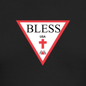 BLESS - Men's Long Sleeve T-Shirt by Next Level