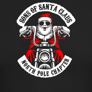 Sons Of Santa Claus - Men's Long Sleeve T-Shirt by Next Level