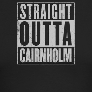 Straight Outta Cairnholm - Men's Long Sleeve T-Shirt by Next Level