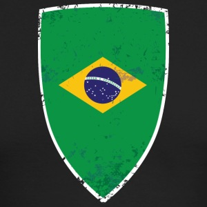 Flag of Brazil - Men's Long Sleeve T-Shirt by Next Level