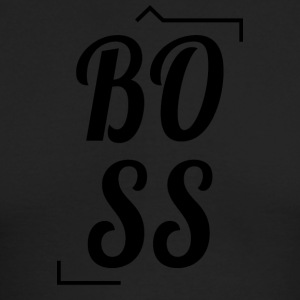 BOSS - Men's Long Sleeve T-Shirt by Next Level