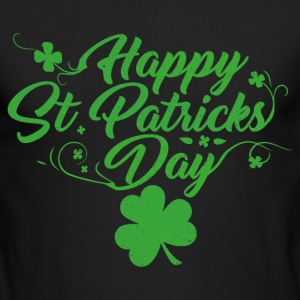 Happy St. Patricks Day - Men's Long Sleeve T-Shirt by Next Level