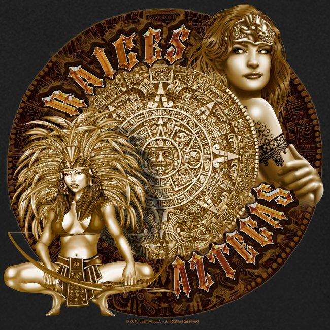 Raices Aztecas by RollinLow