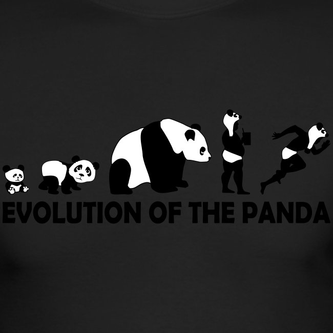 EVOLUTION OF THE PANDA - Mud Runner